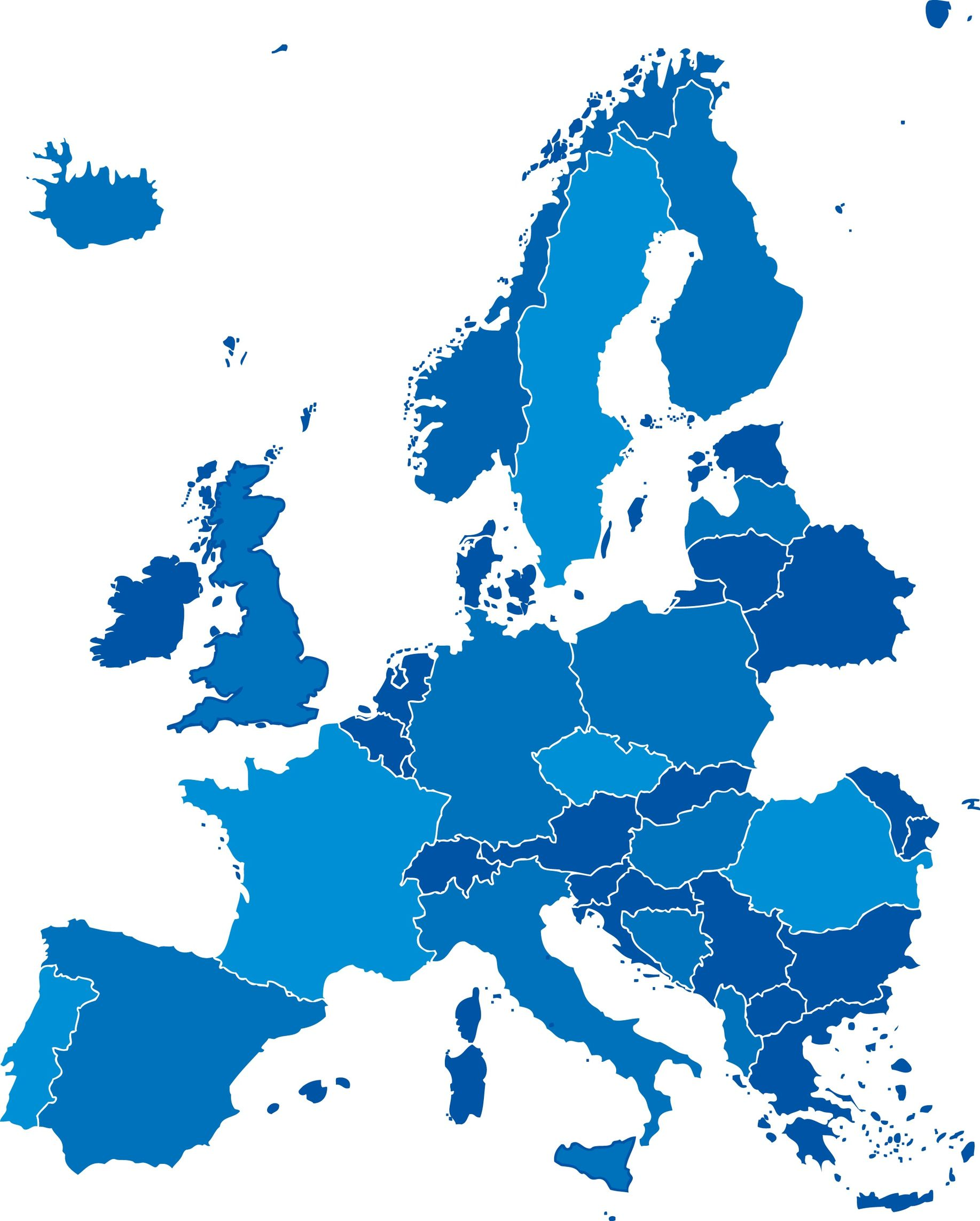 European distribution