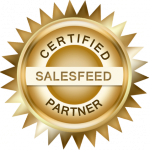 SalesFeed Certified partner origineel